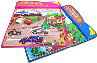 Touch and Talk Puzzles: Vehicles and Animals