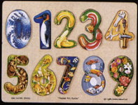 Number Art Puzzle