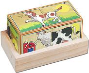 Sound Blocks: Farm Animals