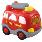 Go! Go! Smart Wheels Fire Truck