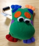 Specially Adapted Toys: Swimming Frog