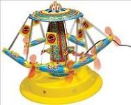 *Rocket Ride Carousel