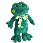 Speckles The Frog