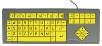 BigKeys LX (Yellow Keys)