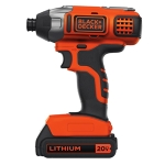 "Power Impact Driver, 1/4"" Hex Drive - 20V"