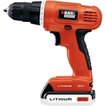 "Power Drill, 3/8"" - 20V (#1)"