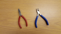 Pliers, Needle Nose (Small)