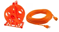 Extension Cord with Reel - 100' (#3)