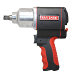 Impact Wrench (Air) - 1/2""