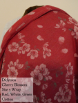 Didymos Wrap Red/white/green Cherry Blossom Size 3