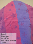 Kokadi Wrap Bristol Stars Blue/purple/magenta Size 4