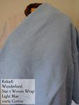 Kokadi Wrap Light Blue Wunderland Size 7