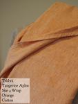 Tekhni Wrap Tangerine Aplos Cotton Size 4