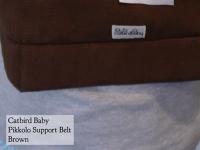 Catbird Baby Pikkolo Support Belt Brown MD Saturday