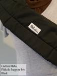 Catbird Baby Pikkolo Waist Support Belt Black Centreville