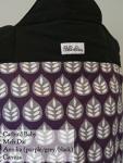 Catbird Baby Meh Dai Annika (purple/grey) - MD Saturday