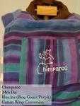 Chimparoo Blue Iris Meh Dai