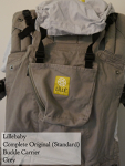 Lillebaby Complete Original Grey MD Thurs