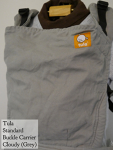 Tula Full Buckle Cloudy (Grey) Centreville