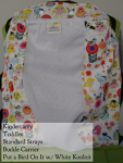 Kindercarry Kinderpack Put a Bird on it with Koolnit Toddler/STD