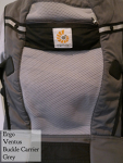 Ergobaby Ventus Gray with mesh Centreville