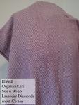 Ellevill Wrap Lavender Cotton Organic Lara Size 6