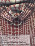 Tula WCRS Pearl Bordeaux (Burgundy and Light Grey dots) Tencel and Cotton Eetsi SBP Medium