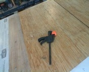 mini quick grip clamp