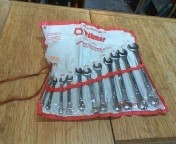 Imperial Wrench Set