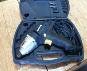 Corded Impact Driver Hex Head