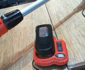 Black and Decker 18V Battery Charger