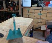 Short Handle Square Shovel