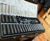 Heavy Duty Automotive Socket Set