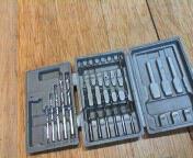 Masonry + Regular Drill Bits