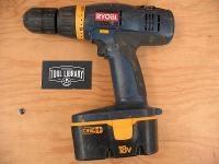 Bosch 18V Cordless Percussive Drill