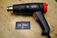 Jobmate - 2 Speed 1200 W Heat Gun