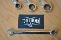 Box Wrench Racheting - 11mm