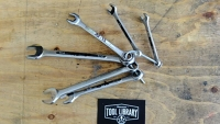 Combination Box Wrench Set (Imperial)