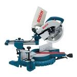 """Bosch 10"""" Sliding Compound Miter Saw"""
