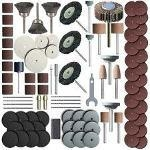 300 Piece JobMate Rotary Tool Accessory Kit