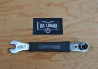 Pedal/multi Tool Wrench