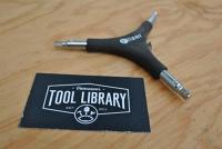 4, 5, 6 Tri Key Tool