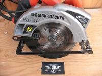 Black and Decker - 7 1/4' Circular Saw