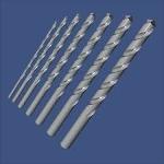 7pc drill bits
