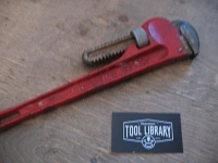1' Pipe Wrench