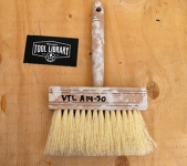 "6"" Sharp Bristle Brush"