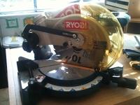 """Ryobi 10"""" Miter Saw"""