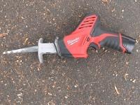 Milwaukee 12V Hackzall Reciprocating Saw