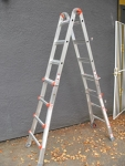 Little Giant Type 1A M17 Fully Adjustable Ladder