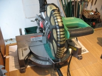 Hitachi Compound Miter Saw